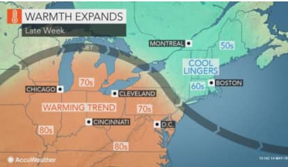 Here Comes The Sun: Stretch Of Winter-Like Stretch Of Cold, Gray Days Finally Ends