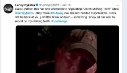 Ex-Met Lenny Dykstra Moves, Curses Out Linden Neighbors: Report
