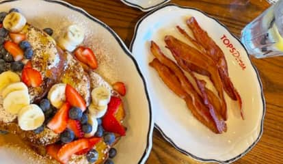 TOPS DINER: Here's What To Order At New Jersey's 'Most Famous' Restaurant
