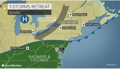 Severe Storms Bring Big Change In Weather Pattern