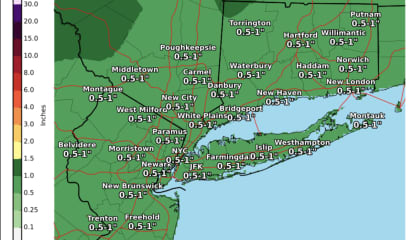 New Round Of Thunderstorms, Heavy Rain Will Sweep Through Area