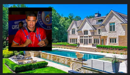 LOOK INSIDE: Former Red Bulls Player Lists Saddle River Mansion For $6.75M