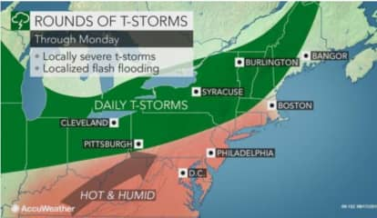 Surge In Heat, Humidity Will Fuel Chance For Thunderstorms
