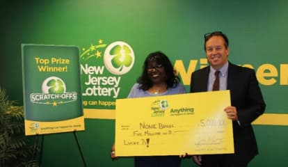 $5M Scratch-Off Winner: Bergenfield Woman's Prayer To Late Mom Answered