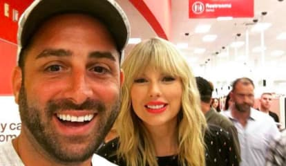 Taylor Swift Spotted At Jersey City Target