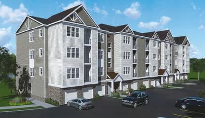 126-Unit Housing Project Under Way In Netcong