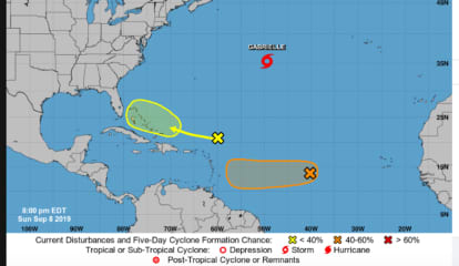 Two Weather Systems In Atlantic Ocean Could Become Tropical Storms