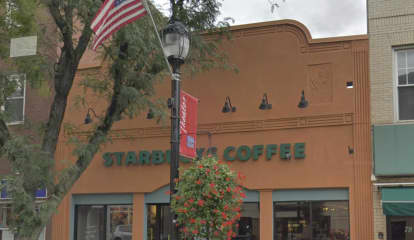 Swastikas Found Carved Into Starbucks Bathroom Door In Rockland
