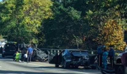 DEVELOPING: 2 Crashes Jam Route 80 In Morris, Warren Counties