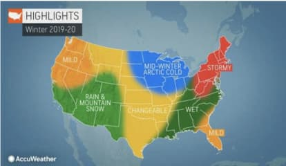 Expect Snowy, Stormy Winter, AccuWeather Says