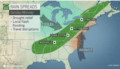 Unsettled Week Will Include Rain, Showers, Possible Storms