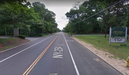 Woman Killed In Two-Vehicle Crash Near Medical Center On Long Island