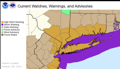 High Wind Warning: Gusts Up To 65 MPH Could Cause More Power Outages