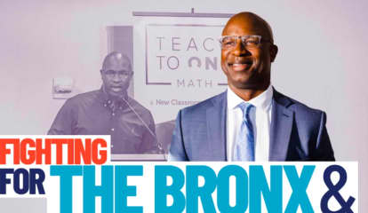 Ex-Middle School Principal Jamaal Bowman Leads 16-Term Congressional Incumbent Eliot Engel