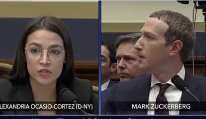 Video: 'So You Won't Take Down Lies?' Ocasio-Cortez Asks Zuckerberg In Battle Of Westchester
