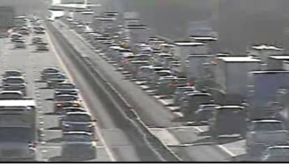 I-87 Reopens After Crash Involving Tractor-Trailer, Car In Rockland