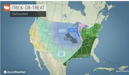 Halloween Forecast: Will Weather Be A Trick Or Treat?