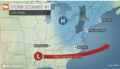 Late-Week Storm Could Bring Rain, Wintry Mix, Snow: Here Are Possible Scenarios