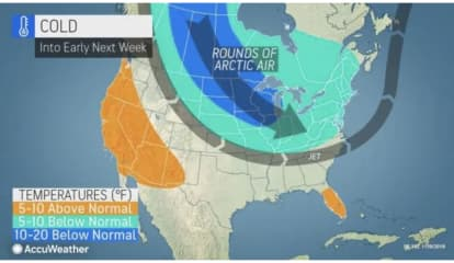 Storm Watch: Here's Latest Info On System That Will Sweep Through Northeast