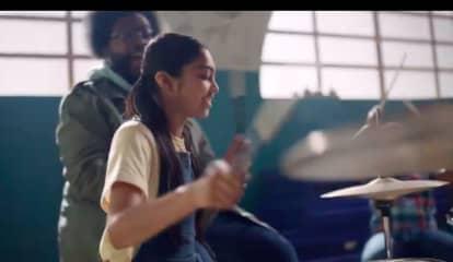ON TV: Watch Montville Tween Drummer In New Commercial With Questlove