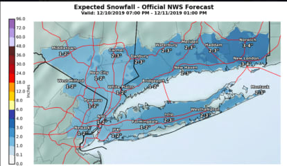 New Update: Here Are Latest Snowfall Projections, Time Frame For Storm