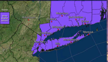 Projected Snowfall Totals Adjusted With Winter Weather Advisories Issued For Much Of Area