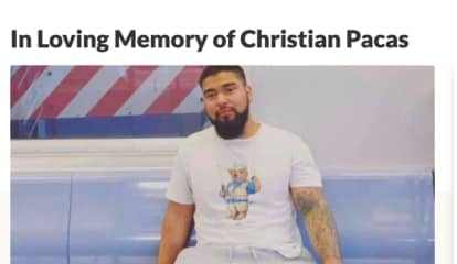 Thousands Raised In Memory Of Hackensack Shooting Victim Christian Pacas, 22