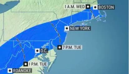 Here's When To Expect Blast Of Snow From Quick-Moving, Intensifying Storm