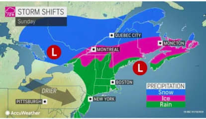 Arrival Of Cold Front Will Follow Potential For Record Weekend Warmth