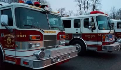 Truck Fire Evacuates Rockaway Township's Copeland Middle School