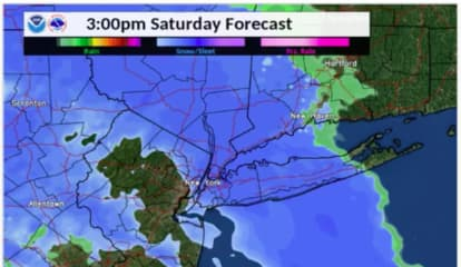 Here's Time Frame, How Much Snow To Expect From Today's Winter Storm