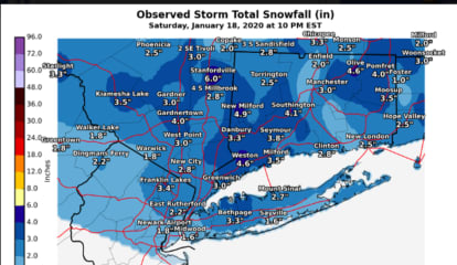 New Update: How Much Snow Did You Get? A Look At Totals From Throughout The Region