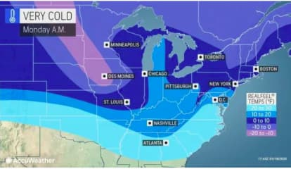 Cold, Dry Stretch Will Be Followed By Milder Air, Then Wintry Mix, Snow Chance