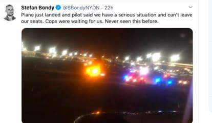 TSA: Female Passenger Made Bomb Threat Before Newark Airport Landing