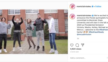 All 5 Quintuplets Accept Free Rides To Montclair State University