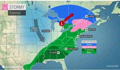 Post-Presidents Day Storm: Here's Latest On System That Will Sweep Through Area
