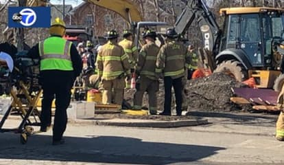 Construction Worker Killed In Jersey City Trench Collapse