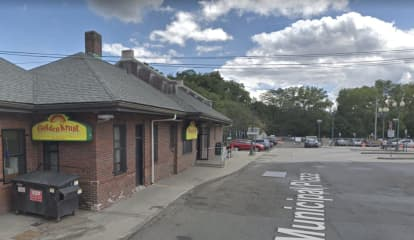 Suspects Seen Running After Man Is Shot At Rockland Transportation Center