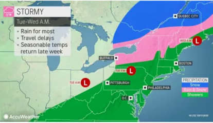 Big Change Coming After Mild Stretch As Storm With Potential For Snow Sweeps Through Area