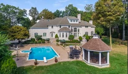 LOOK INSIDE: Somerset County Mansion Hits Real Estate Market At $2.1M