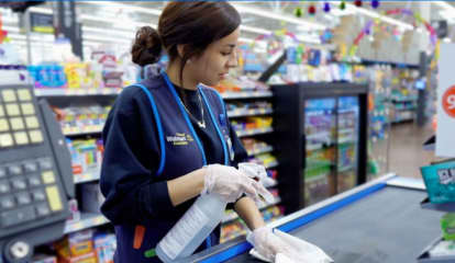 COVID-19: Walmart Will Begin Taking Temperature Of Employees As They Report To Work