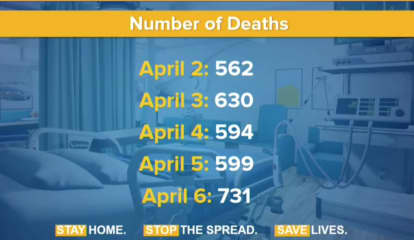 COVID-19: Largest Single-Day Number Of Deaths Reported In NY As Statewide Total Hits 5,489