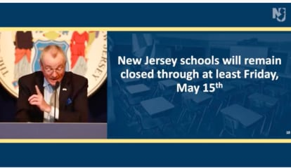 Murphy Cancels School Through May 15 Amid Coronavirus Crisis