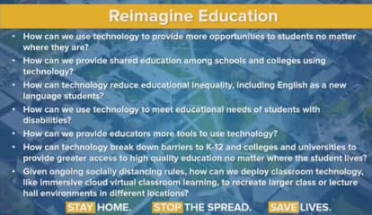 COVID-19: NY Working With Gates Foundation To Imagine Education In The 'New Normal'