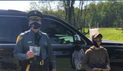 NJ Birthday Boy Buys Lunch For Troopers Who Cared For Him In Bike Wreck