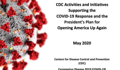 COVID-19: CDC's New Guidelines For Schools Call For Canceling Extracurricular Activities