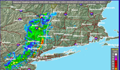Severe Thunderstorms Sweeping Through Region: Here's Latest