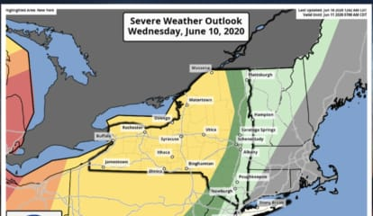 Severe Weather Alert: New Rounds Of Thunderstorms Will Roll Through Area