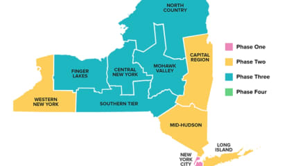 COVID-19: Cuomo Threatens Manhattan, Hamptons Shutdowns Due To Social Distancing Violations