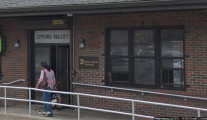 Person Found Unresponsive At Train Station In Rockland